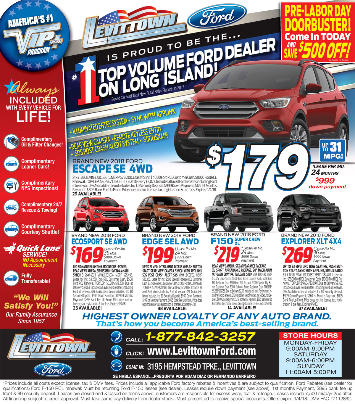 levittown-ford-newspaper-ad