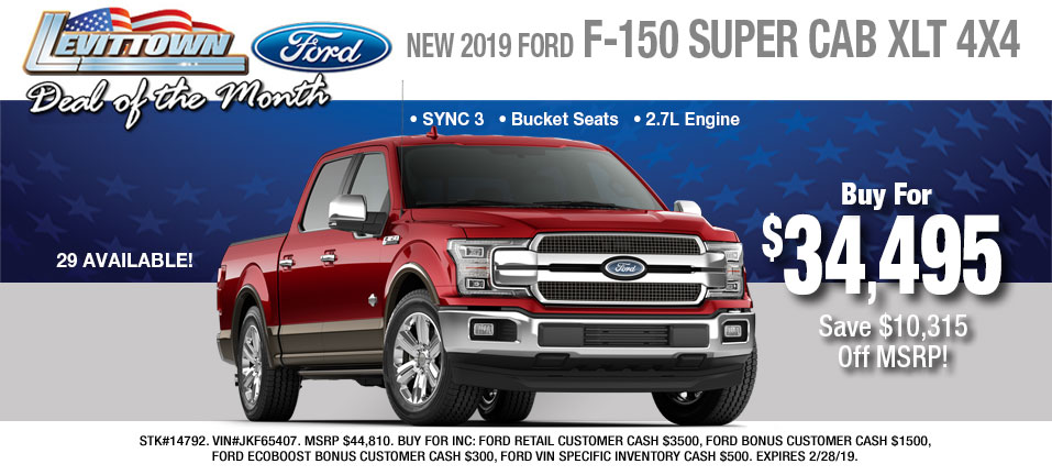2019 Ford-F-150