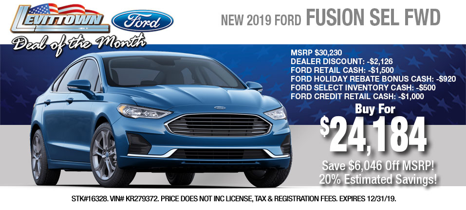 Ford Fusion-Buy